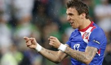 Stat Line Of The Night — 6/10/12 — Mario Mandzukic