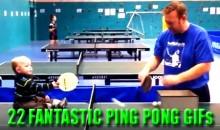 22 Fantastic Ping Pong GIFs