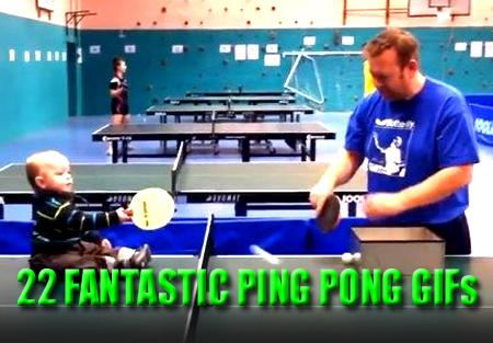 ping pong gifs