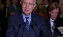 Senate Majority Leader Harry Reid Quotes Bryce Harper At Press Conference (Video)