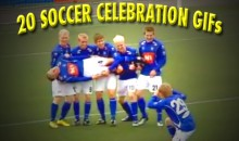 20 Soccer Celebration GIFs