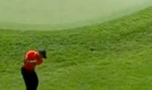 Tiger Woods Caps Amazing Come-From-Behind Victory With Incredible Shot (Video)
