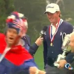 webb simpson us open videobomb