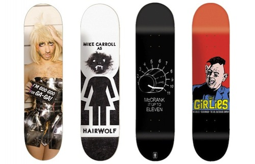 #13 hershel baltrotsky skateboard art graphics