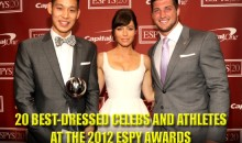 20 Best-Dressed Celebs and Athletes at the 2012 ESPY Awards