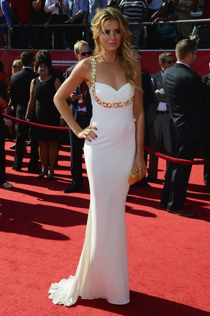 #6 Daniela Hantuchova on red carpet at 2012 ESPY Awards
