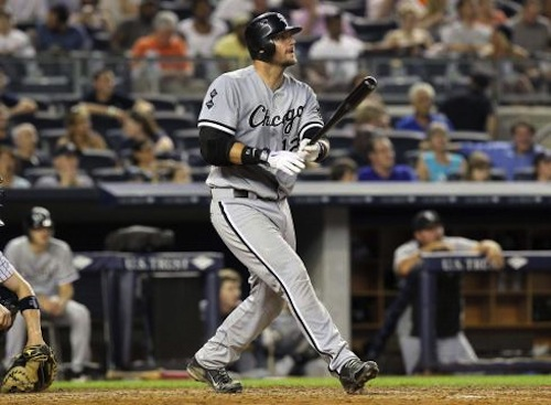 #9 A.J. Pierzynski chicago white sox catcher
