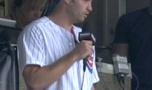 "Jay Cutler Sings ""Take Me Out To The Ballgame"" At Wrigley Field (Video)"