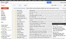 LeBron James' Fake GMail Account Is Pretty Funny (Image)