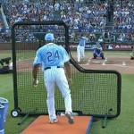 Robinson Cano at 2012 home run derby