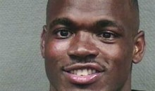 Watch Adrian Peterson Get Arrested At A Houston Nightclub (Video)
