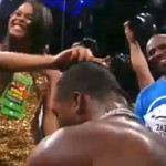 adrien broner pranks punks girlfriend after bout