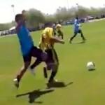 amateur soccer brawl