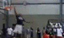 Here Is The Craziest Dunk You Will See All Summer (Video)