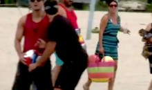 Basketball Pump Prank Makes People Think They're Watching A Sexual Act In Public (Video)