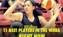 11 Best Players In The WNBA Right Now