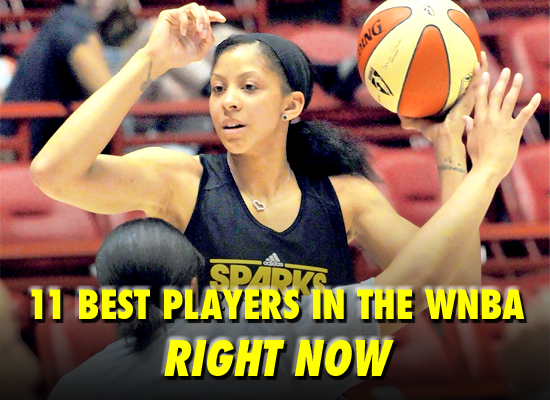 best players in wnba