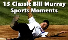 15 Classic Bill Murray Sports Moments