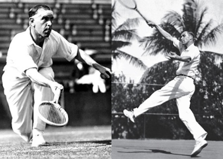 bill tilden and gerald patterson