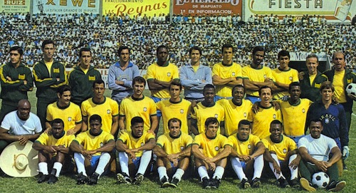 brazil 1970 world cup squad