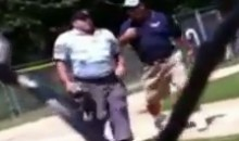 Wacko Little League Coach Goes Ballistic On Umpire, Gets Game Forfeited (Video)