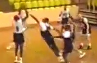 Check Out This Footage of the 1992 Dream Team Scrimmaging (Video)