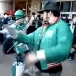 drunk roughriders fan