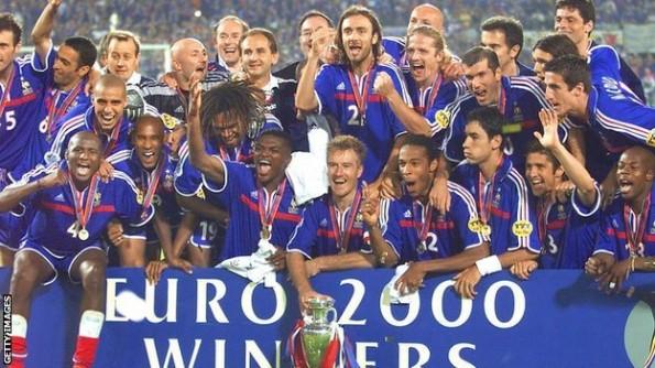 euro 2000 winners france