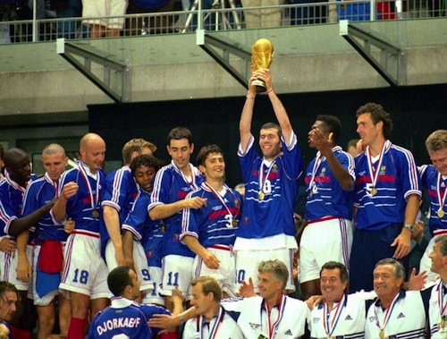 france 1998 world cup