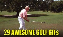 29 Awesome Golf GIFs