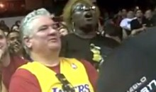Talented Fan Serenades Kobe Bryant at Olympic Basketball Tune-Up (Video)