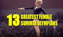 13 Greatest Female Summer Olympians