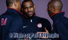 9 Highest Paid Olympic Athletes Of 2012