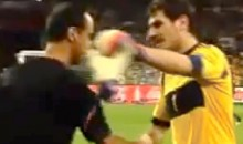 Iker Casillas Asked Refs To End The Game Out Of Respect For Italy At Euro 2012 Final (Video)