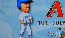 Is That Kirk Gibson Bobblehead Doing What I Think It's Doing? (Video)