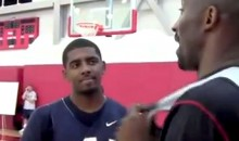 Kyrie Irving Thinks He Could Beat Kobe One-On-One (Video)