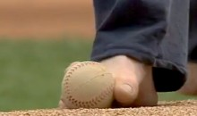 Tom Willis, a Man Born with No Arms, Threw the First Pitch at Wrigley Field Yesterday (Video)