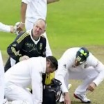 mark boucher cricket player eye injury