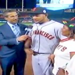 melky cabrera awkward post-game interview