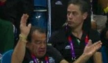 The Mexican Diving Coach Is One Funny Dude (Video)