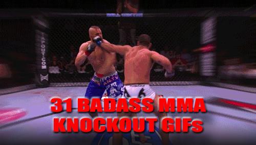 mma knockout gifs