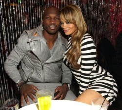 ochocinco and evelyn lozada married