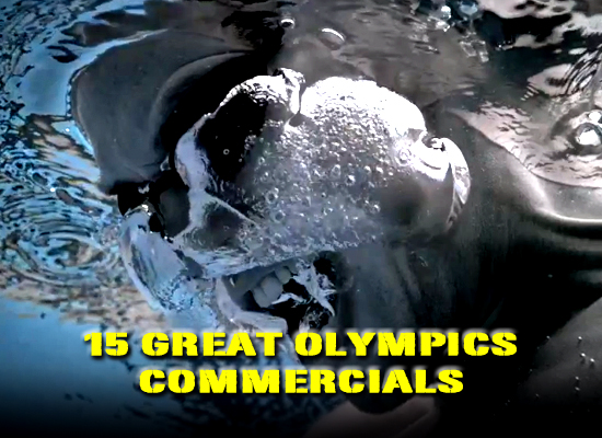 olympics commercials