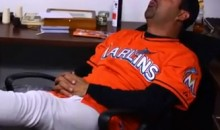 "Ozzie Guillen's Uncensored And Unscripted Encounter With Heath Bell On ""The Franchise"" (Video)"