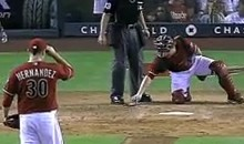 D-Backs Game Halted When Paper Airplane Lands On Home Plate (Video)
