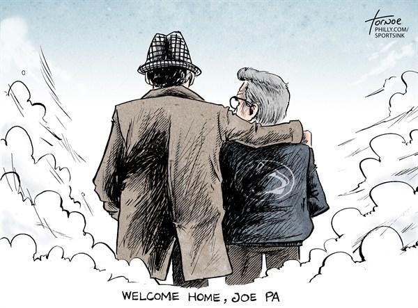 paterno bryant obituary cartoon