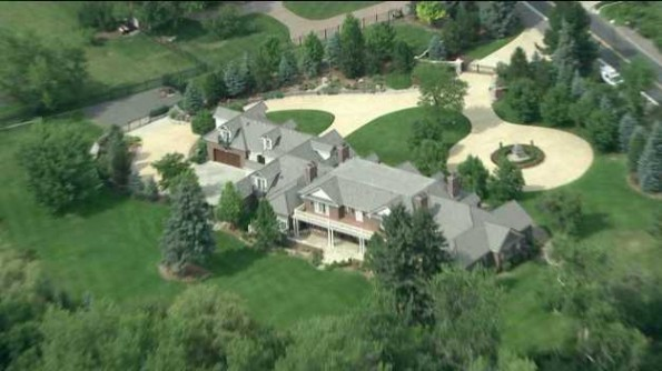peyton manning cherry hills village colorado home