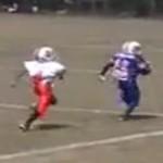 rasheed singleton amazing 10-year-old footall player