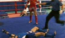 A 6 Second Knockout From The Russian Muay Thai Championships (Video)