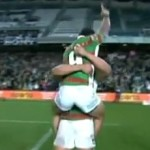 south sydney rabbitohs celebration incredible comeback